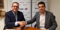 CEFCA signs a collaboration agreement with Ibercaja Foundation